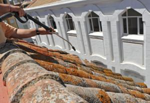 Demoussage de toit Saint-Marcel-les-Annonay