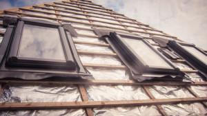 Pose fenêtres de toit Lavilledieu