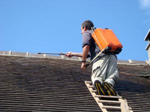 Traitement hydrofuge de toiture Saint-Peray